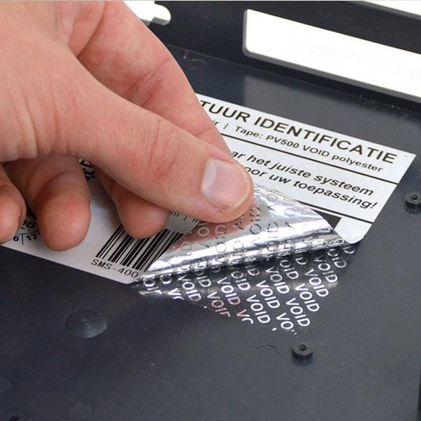garanti-etiket