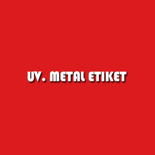 uv-metal-etiket
